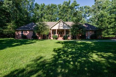 Sparta Single Family Home For Sale: 708 Low Gap Road