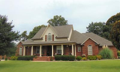 Cookeville Single Family Home For Sale: 1809 Bradshaw Blvd