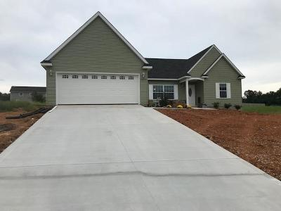 Baxter, Silver Point, Bloomington Springs Single Family Home For Sale: 7879 Platinum Circle