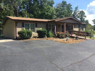 Cookeville TN Single Family Home For Sale: $139,900