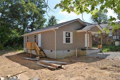 Crossville Single Family Home For Sale: 52 School Ave