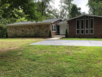 Cookeville Single Family Home For Sale: 1365 Sherwood Lane