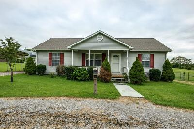 Sparta Single Family Home For Sale: 261 Southard Road