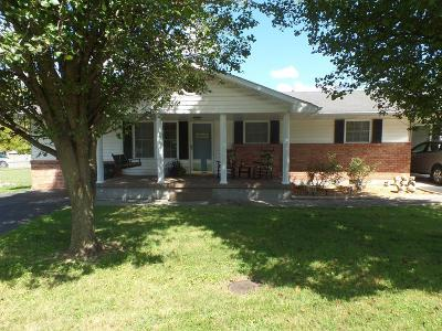 COOKEVILLE Single Family Home For Sale: 350 E Jere Whitson Road