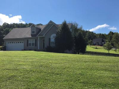 Cookeville TN Single Family Home For Sale: $187,250