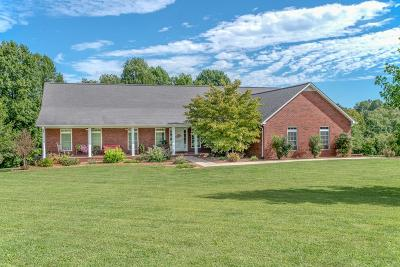 Cookeville Single Family Home For Sale: 4890 Skyview Drive