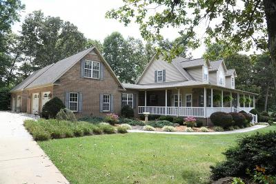 Crossville Single Family Home For Sale: 1215 Golf Club Lane