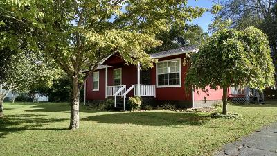 Sparta Single Family Home For Sale: 205 Poplar