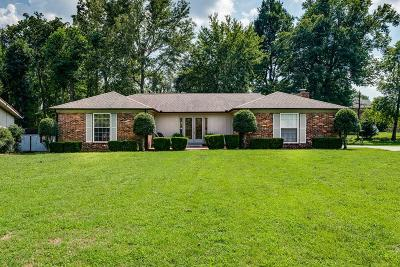 Cookeville Single Family Home For Sale: 1655 Bilbrey Park