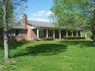 Baxter Single Family Home For Sale: 1005 Dyer Ridge Rd