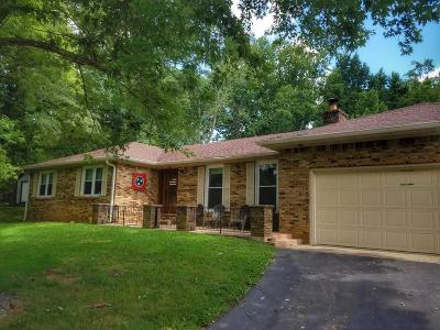 Cookeville Single Family Home For Sale: 141 Monticello Circle