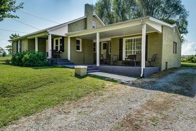 Cookeville Single Family Home For Sale: 143 Double Springs Road