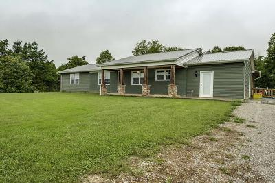 Baxter, Silver Point, Bloomington Springs Single Family Home For Sale: 10625 Hopewell Road