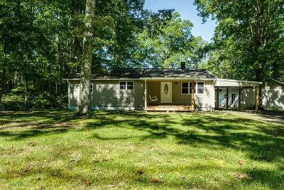 Crossville Single Family Home For Sale: 12974 Lantana Rd