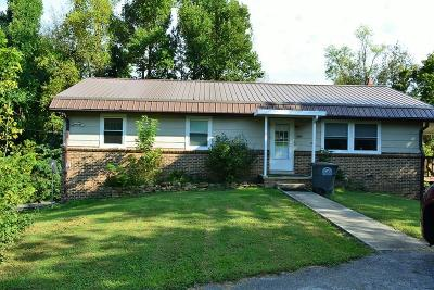 Monterey Single Family Home For Sale: 804 Hargis Dr.