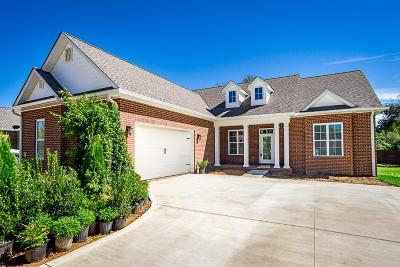Cookeville Single Family Home For Sale: 871 Breeding Avenue