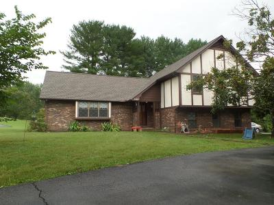 Putnam County Single Family Home For Sale: 1484 Hillsdale Drive