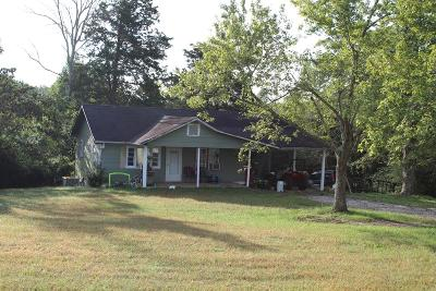 Cookeville Single Family Home For Sale: 6490 Burgess Falls Rd