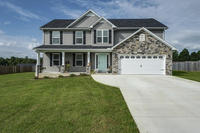 Baxter Single Family Home For Sale: 7821 Platinum Circle