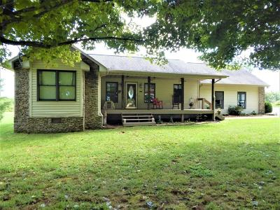Crossville Single Family Home For Sale: 692 York Rd