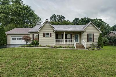 Cookeville Single Family Home For Sale: 522 Windrowe Drive