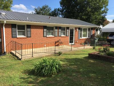 SPARTA Single Family Home For Sale: 244 S Young Street