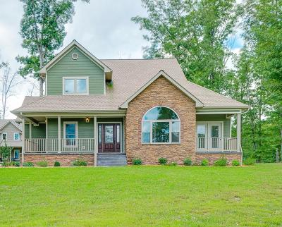 Crossville Single Family Home For Sale: 363 Bluff View Loop