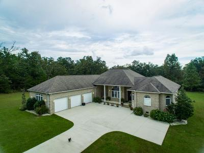 Crab Orchard, Crossville, Fairfield Glade, Monterey, Pleasant Hill, Sparta Single Family Home For Sale: 300 Clarington Park Dr