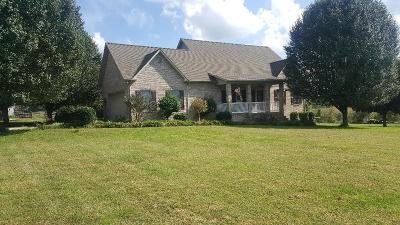 SPARTA Single Family Home For Sale: 2344 Golden Mountain Road