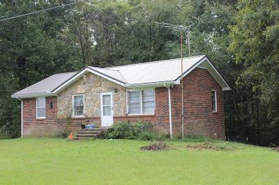 Gainesboro Single Family Home For Sale: 322 Poplar Grove Lane