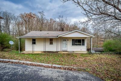 Cookeville Single Family Home For Sale: 389 Ellis Avenue
