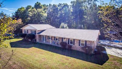 Gainesboro Single Family Home For Sale: 2090 Grundy Quarles Highway