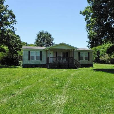 Bloomington Springs, Cookeville, Gainesboro, Granville, Hilham, Whitleyville Single Family Home For Sale: 187 South Fork Rd