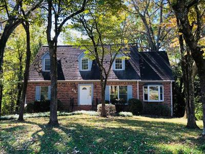 Putnam County Single Family Home For Sale: 836 Forest Hills Drive