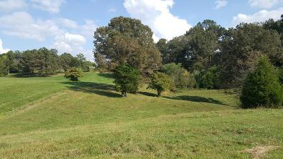 Cookeville Residential Lots & Land For Sale: 4160 Bunker Hill Road