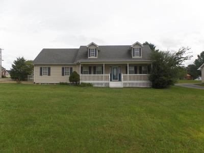Putnam County Single Family Home For Sale: 2799 Fisk Road