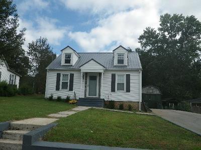 Sparta Single Family Home For Sale: 114 Baker St