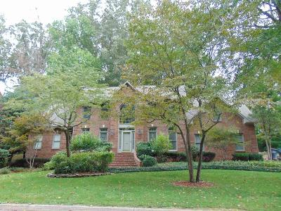 Cookeville Single Family Home For Sale: 458 Hampton Court
