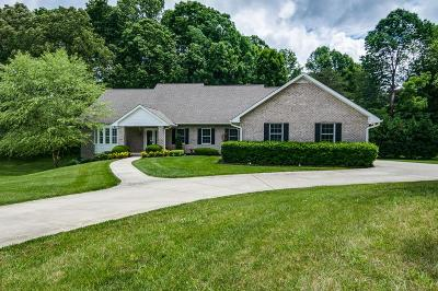 Cookeville Single Family Home For Sale: 3612 Tolbert Drive