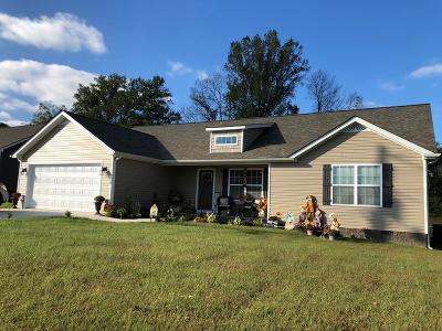 Baxter Single Family Home For Sale: 209 Celeste Drive
