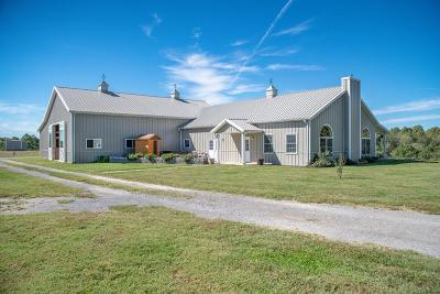 Bloomington Springs, Cookeville, Gainesboro, Granville, Hilham, Whitleyville Single Family Home For Sale: 691 Shady Lane