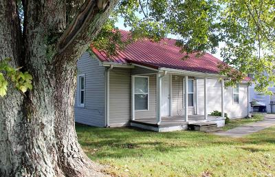 Cookeville TN Single Family Home For Sale: $92,900