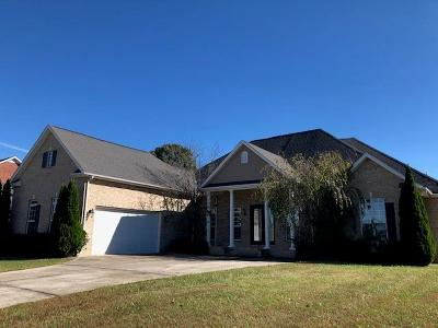 Cookeville Single Family Home For Sale: 318 New Heritage Drive