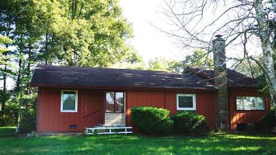 Crossville Single Family Home For Sale: 151 Dykes Lane