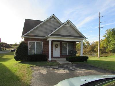 Cookeville TN Single Family Home For Sale: $119,900