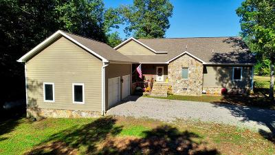 Allardt, Clarkrange, Grimsley, Jamestown, Monterey Single Family Home For Sale: 534 General Lane