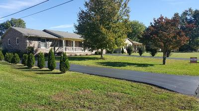 Cookeville Single Family Home For Sale: 1510 Bilbrey Park Drive