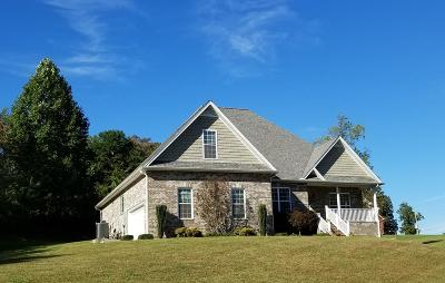 Cookeville Single Family Home For Sale: 1016 Heathwood West Dr.