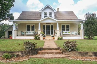 Livingston Single Family Home For Sale: 311 Hilham Hwy