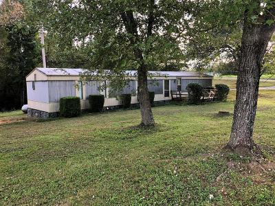 Gainesboro Single Family Home For Sale: 2170 York Hwy